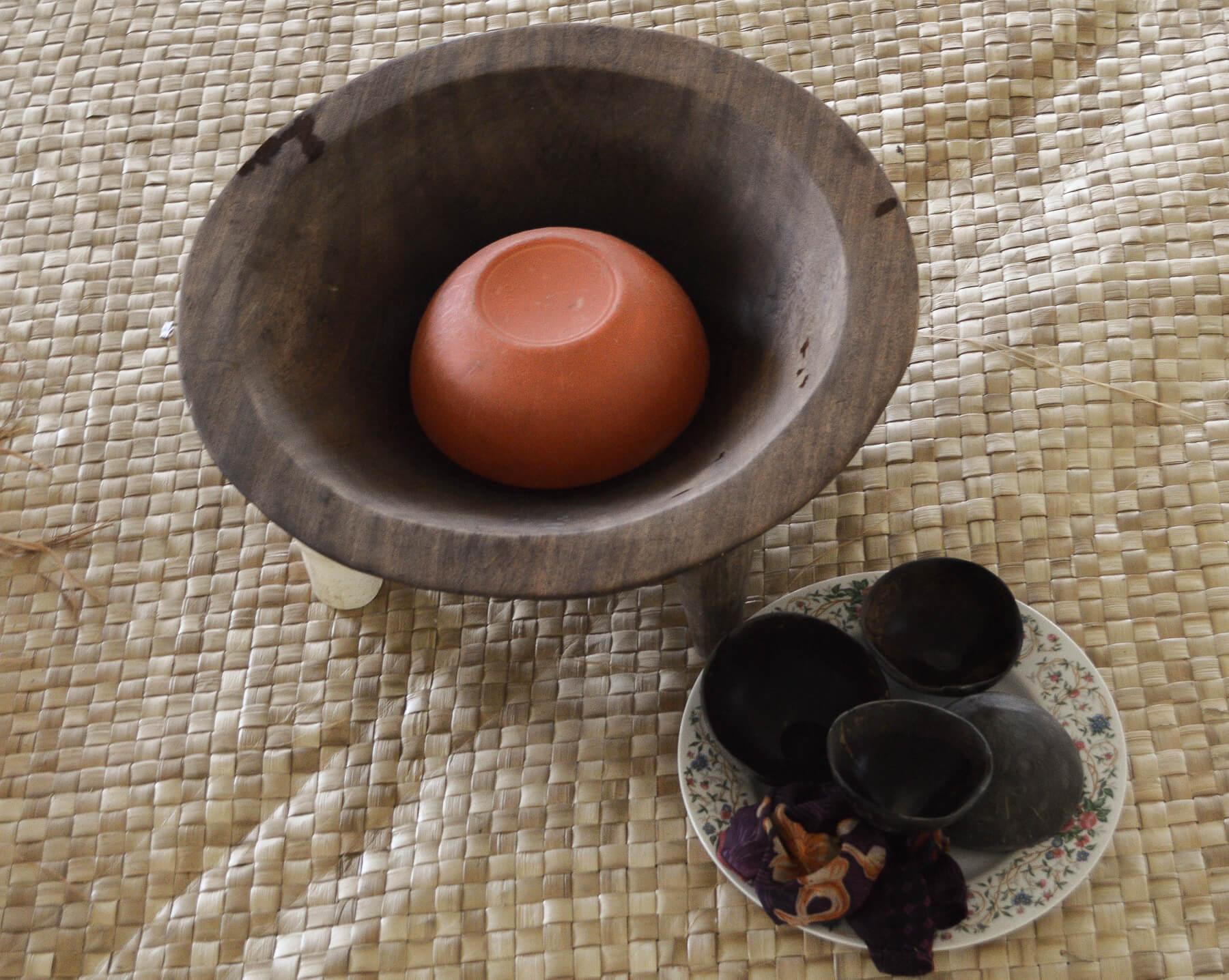 Kava bowl - Fiji